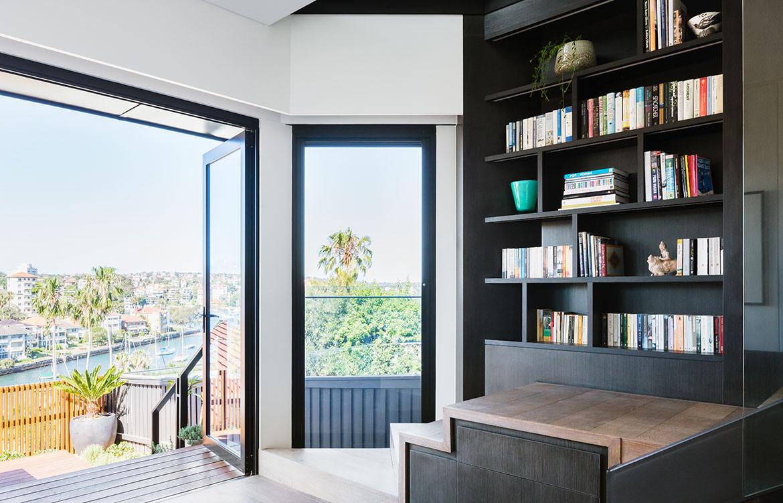 Doorzien House Bijl Architecture cc Katherine Lu view