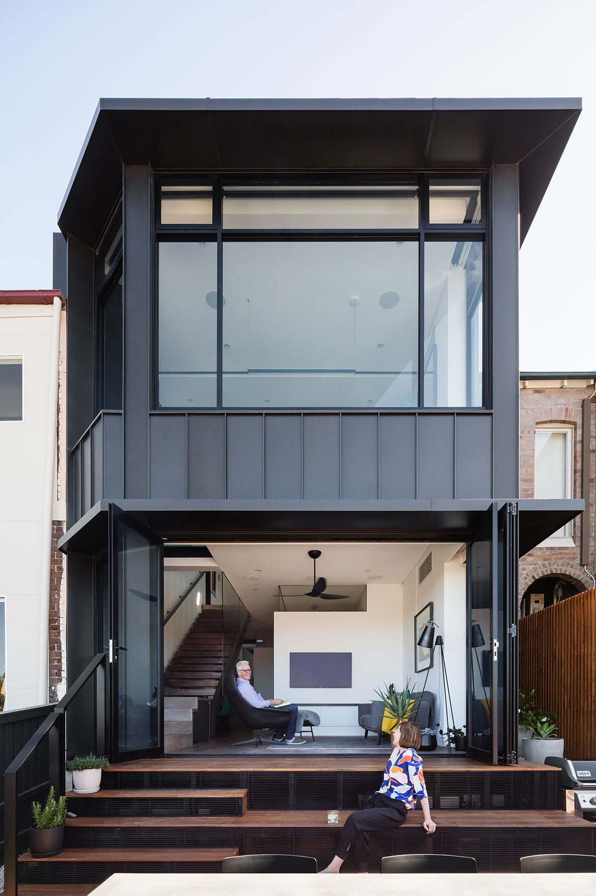 Doorzien House Bijl Architecture cc Katherine Lu exterior facade
