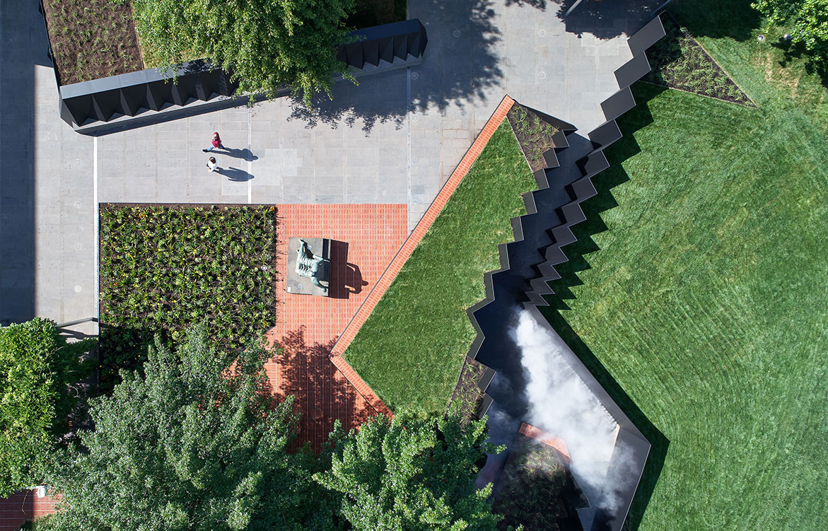 The Bold And Beautiful Think Brick Awards | Doubleground by MUIR Architecture + OPENWORK