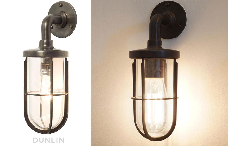 Ketch yacht well glass light dunlin habitus collection design