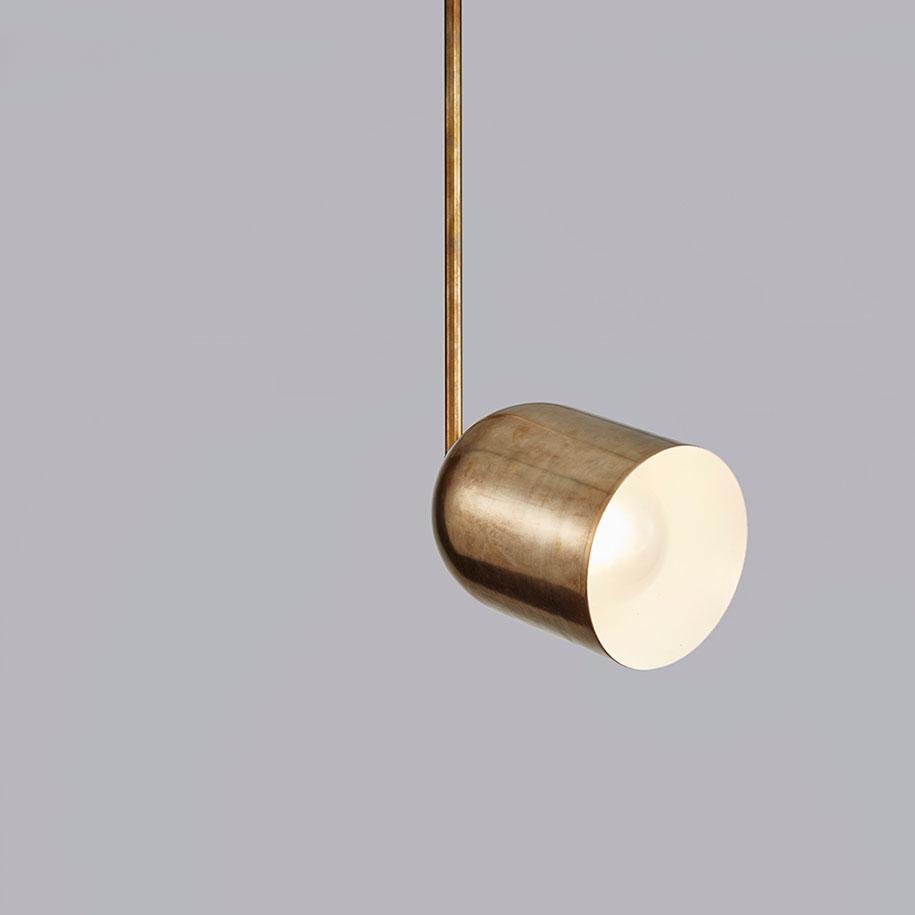Duomo+Brass+Pendant