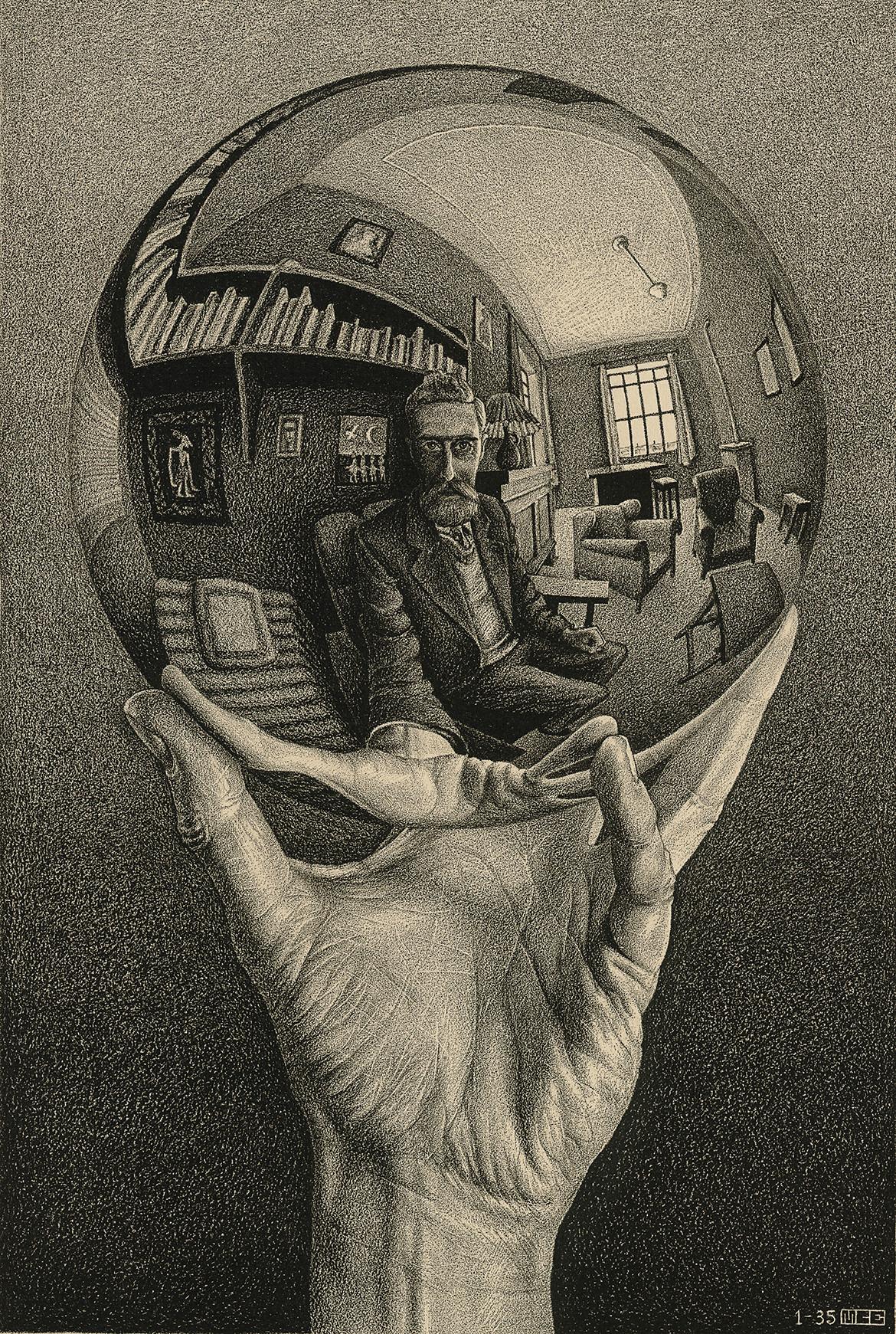 M.C Escher Art