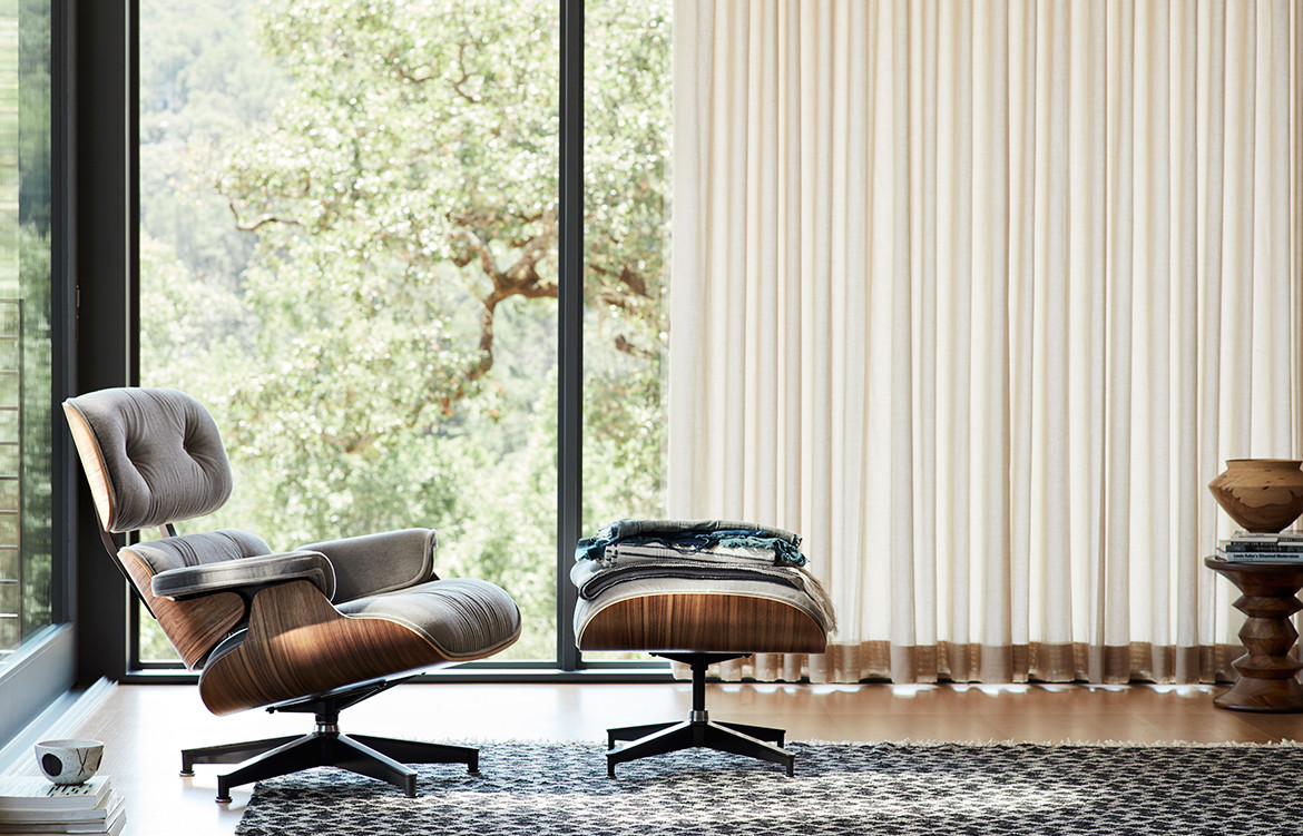 Habitus Loves Lounging Around Living Edge eames chair