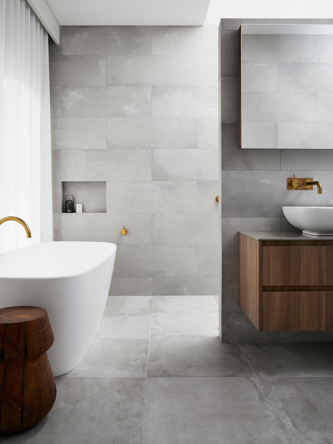 Earp Bros x Webber Architects cc Alexander McIntyre Photography | master bath