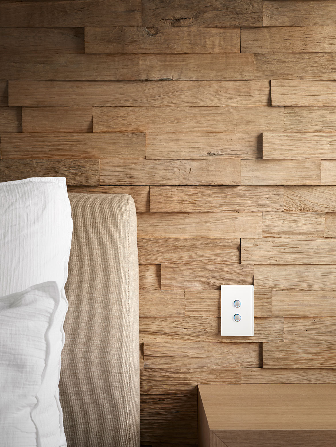 Earp Bros x Webber Architects cc Alexander McIntyre Photography | Wood Wall Pure