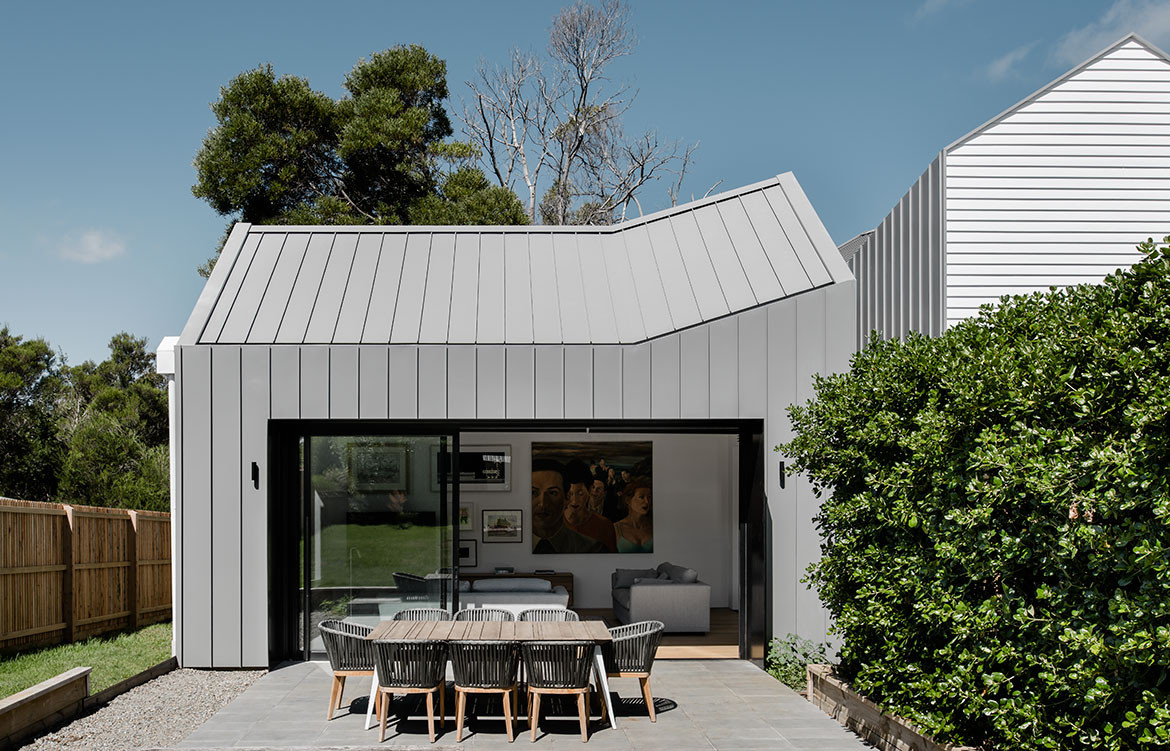 Eastwell House Techne cc Tom Blachford extension outdoors