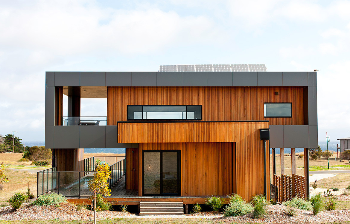Ecoliv San Remo House Prefab Homes CC Warren Reed