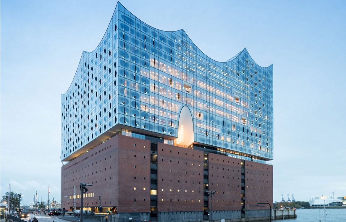 Elbhilharmonie Hamburg by Jacques Herzog Photography by Iwan Baan