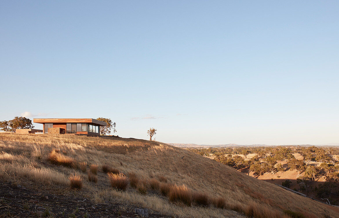 Elemental House Ben Callery Architects cc Jack Lovel landscape