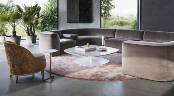 Angular Artistry: A Showcase of Sculptural Furniture