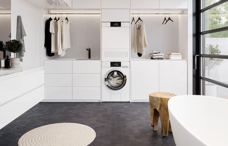 Adora Dryer Residential Bathroom