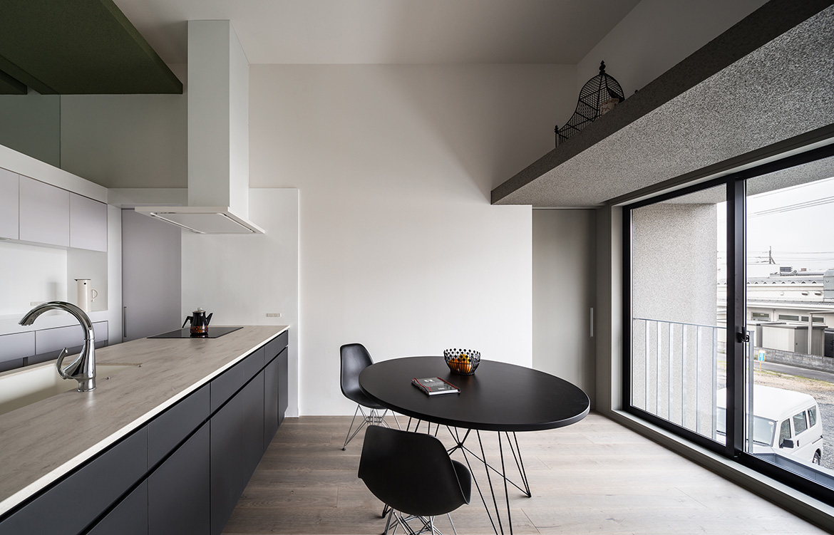 FORM Architects House With Scenes dining