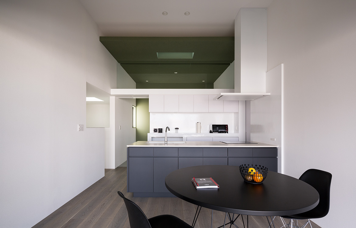 FORM Architects House With Scenes kitchen
