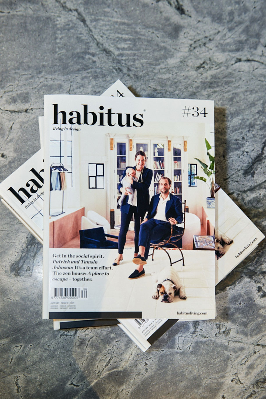Habitus #34 Launch Party | Habitus Living