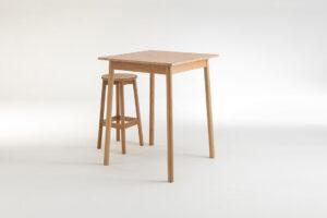 Fable Oak Bar Tables
