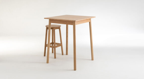 Fable Oak Bar Tables