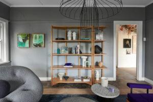 Fable Oak Bookshelves