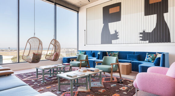 A Design Led Airport Hotel Lands In Mascot, Sydney