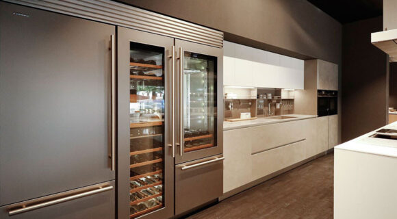 Fhiaba's Classic Range Is the Ultimate Expression of Functional Luxury in the Kitchen