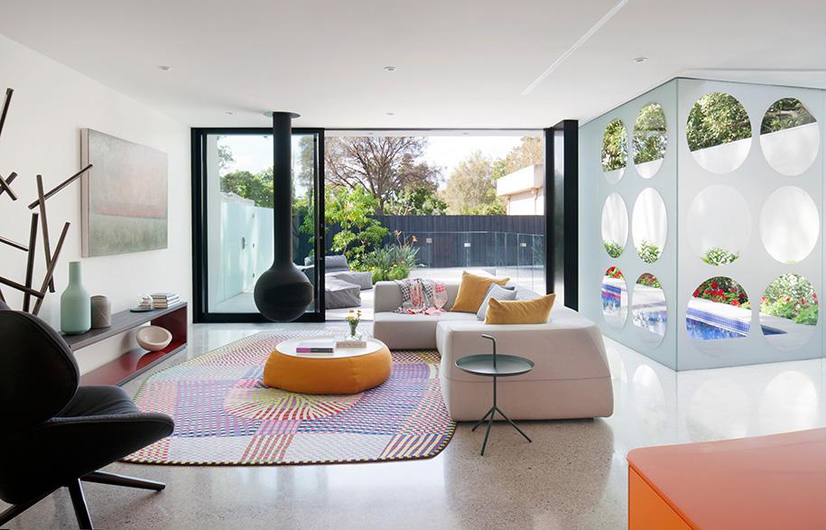 Field House Robert Puksand lounge room