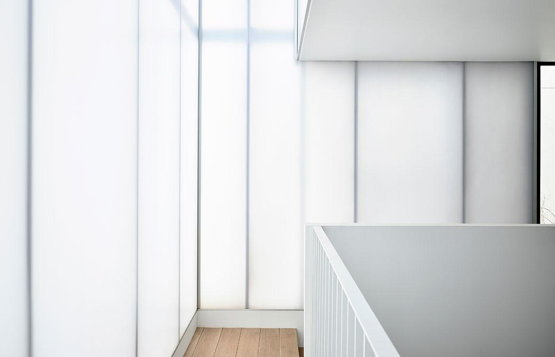 Fitzroy Lane House Kennedy Nolan CC Derek Swalwell stairs corner