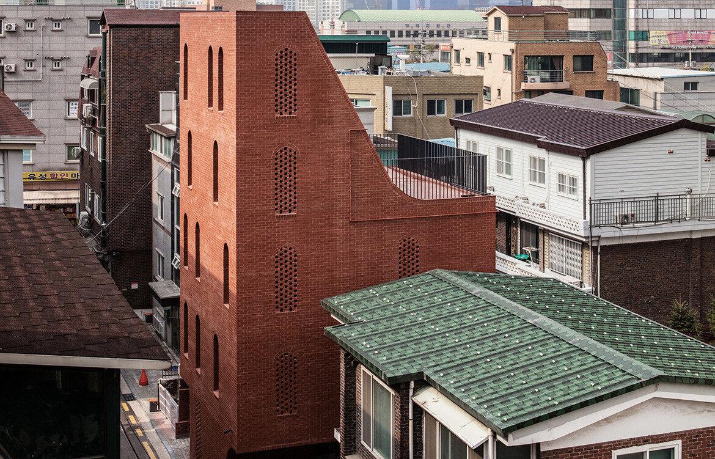 Five Storey House stpmj CC Bae Jihun
