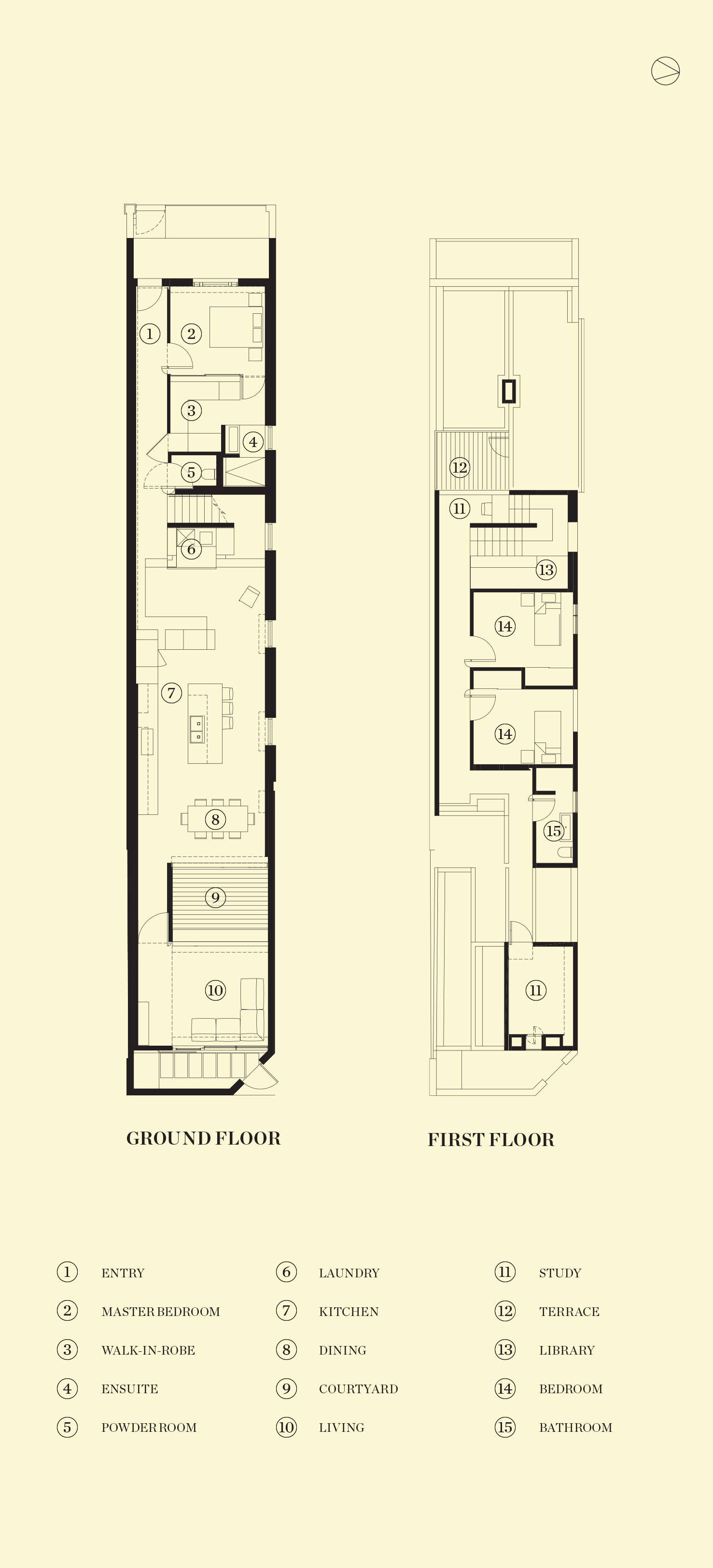 Station Street House By Robert Simeoni Architects