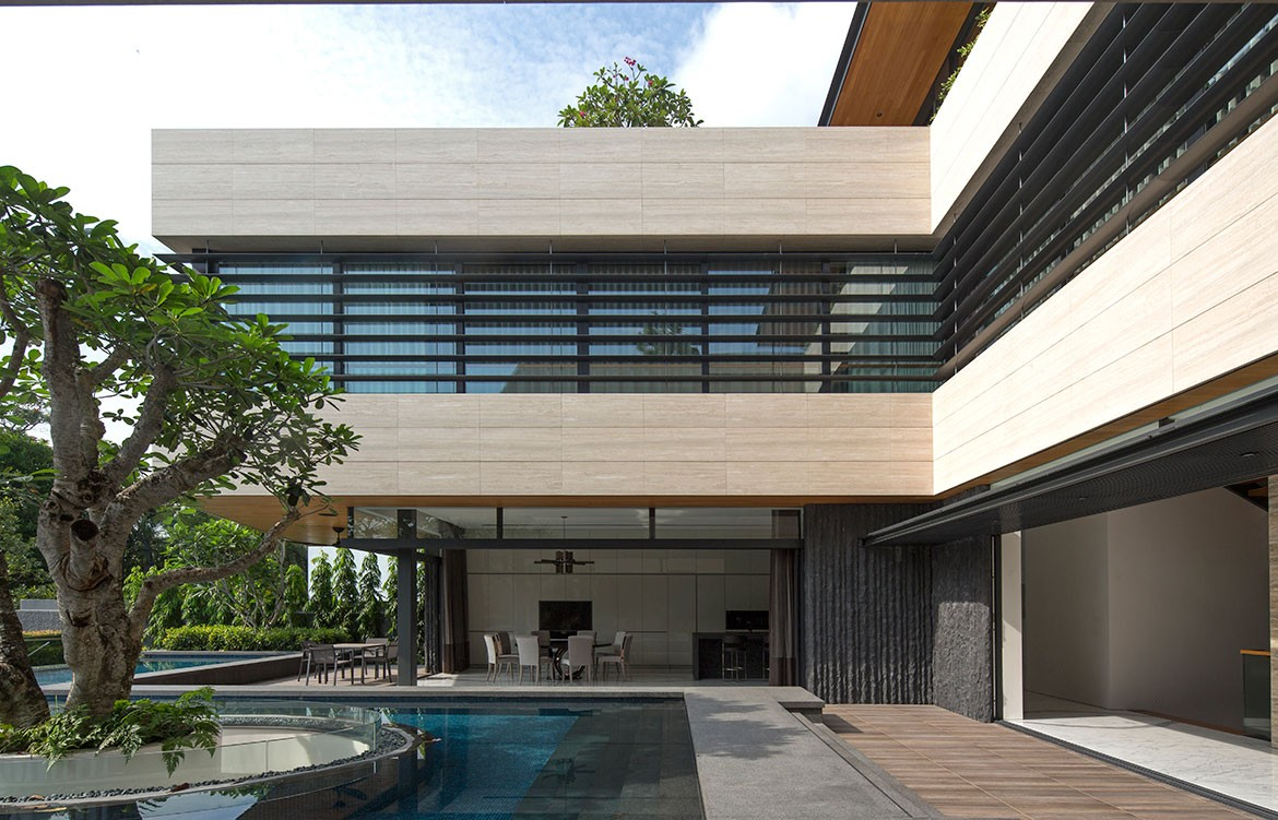 Forever House By Wallflower Designing Their Clients