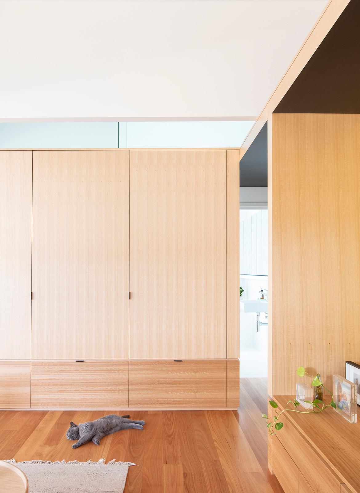 Forrest Street Philip Stejskal Architecture CC Bo Wong cabinets