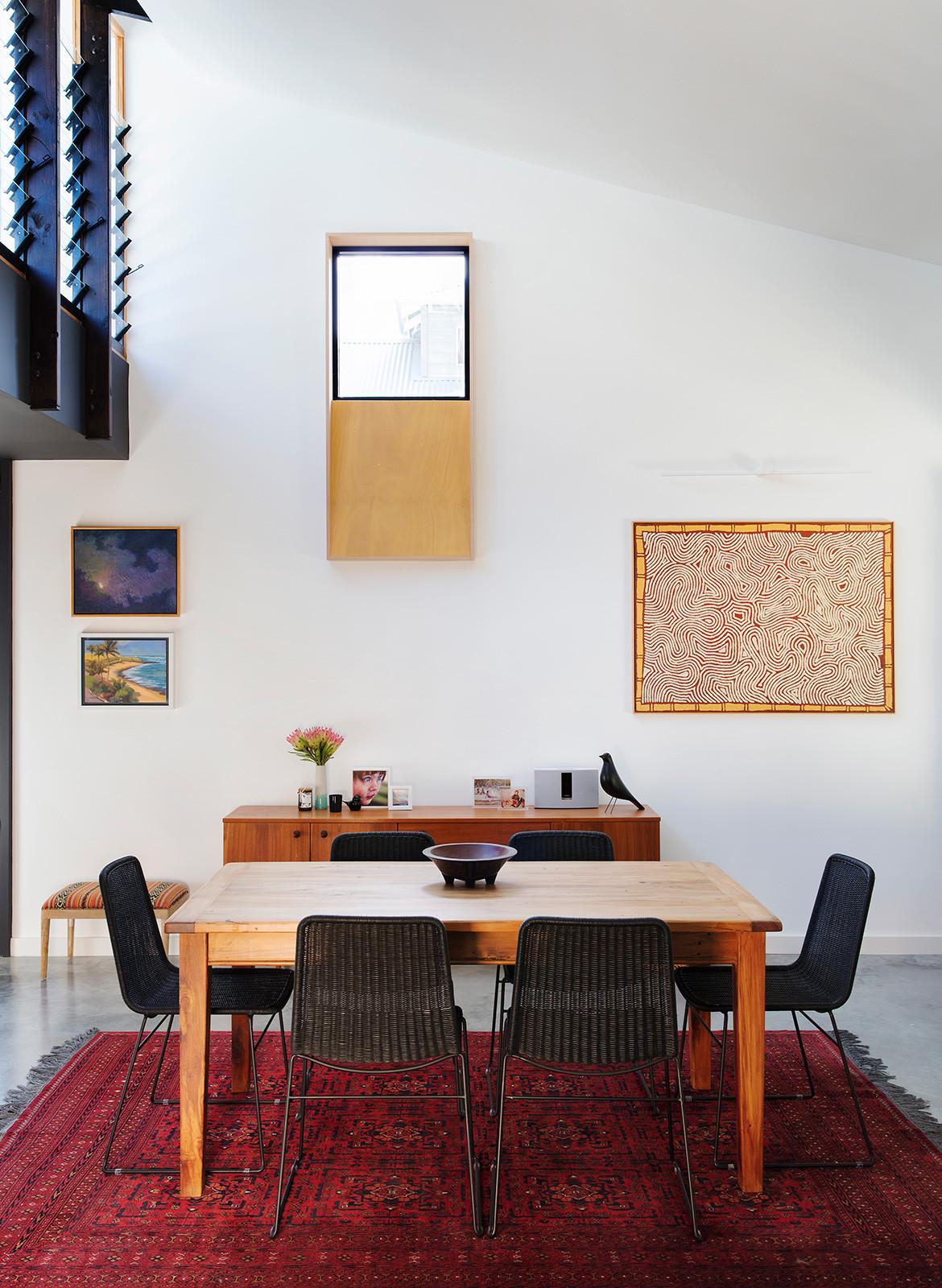 Forrest Street Philip Stejskal Architecture CC Bo Wong dining