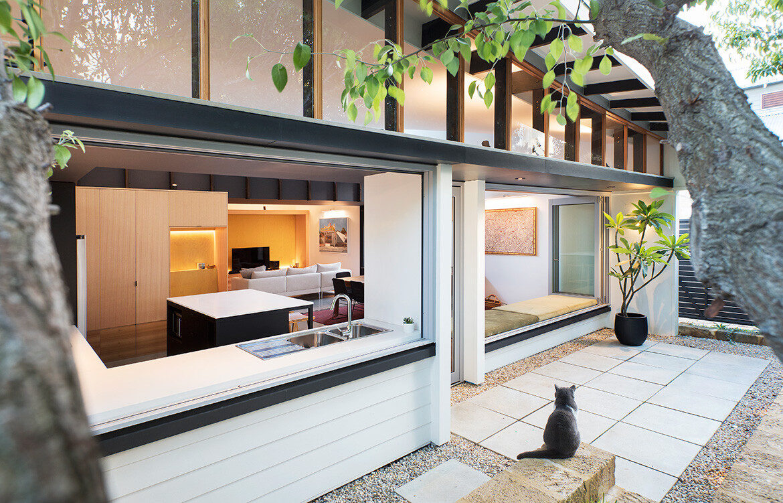 Forrest Street Philip Stejskal Architecture CC Bo Wong exterior