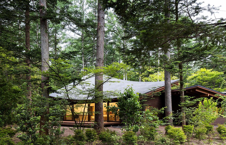 Four Leaves Villa Japan KIAS CC Norihito Yamauchi