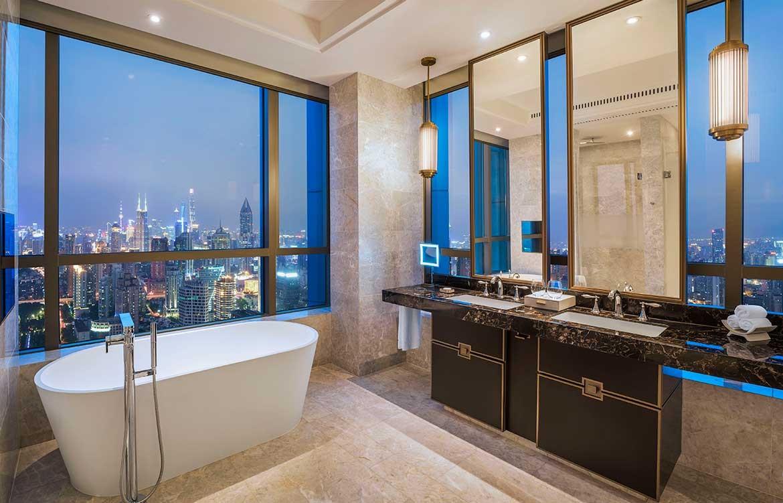 G.A Design St Regis Hotel bath