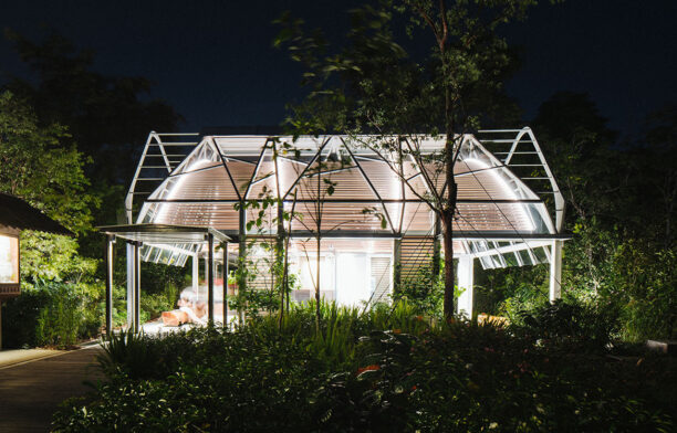 Singapore Botanic Gardens by Genome Architects