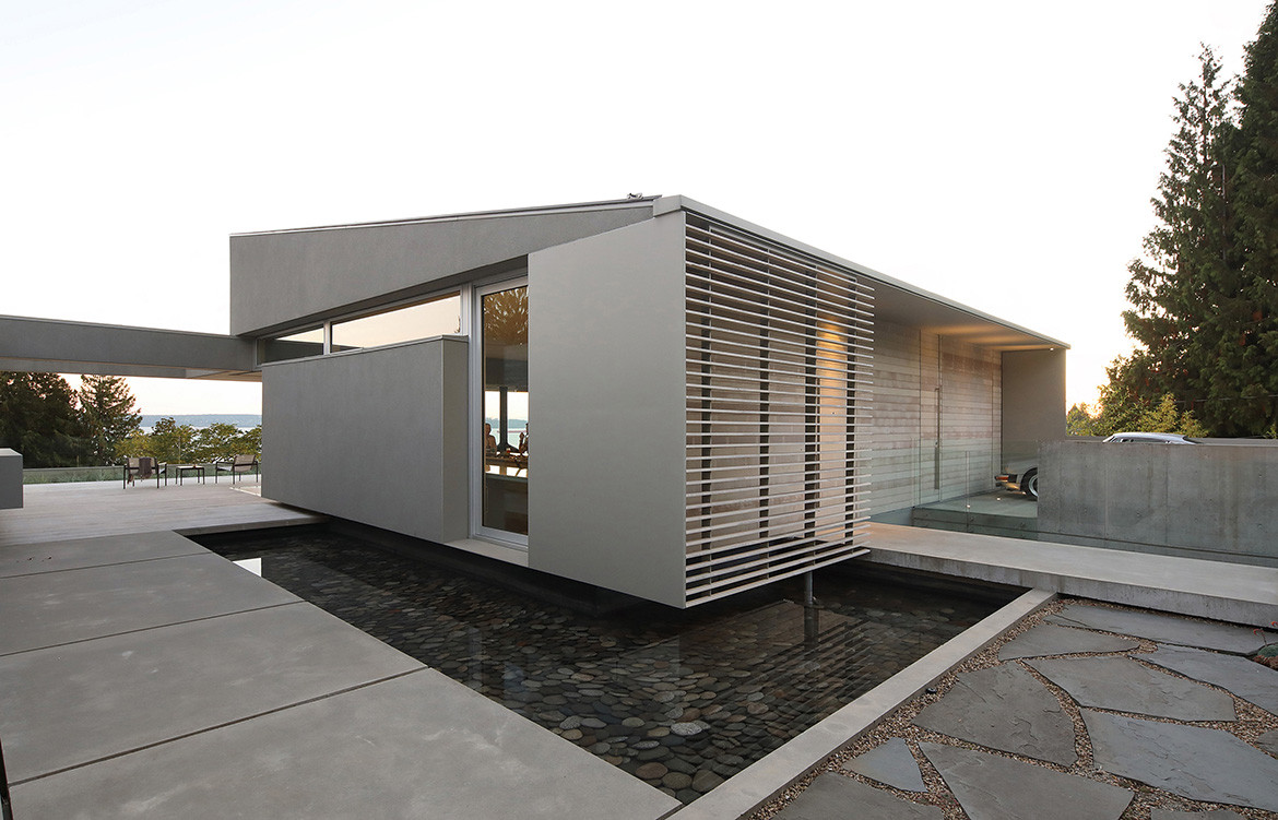 GDay House Mcleod Bovell Modern Houses cc Ema Peter open plan house indoor outdoor