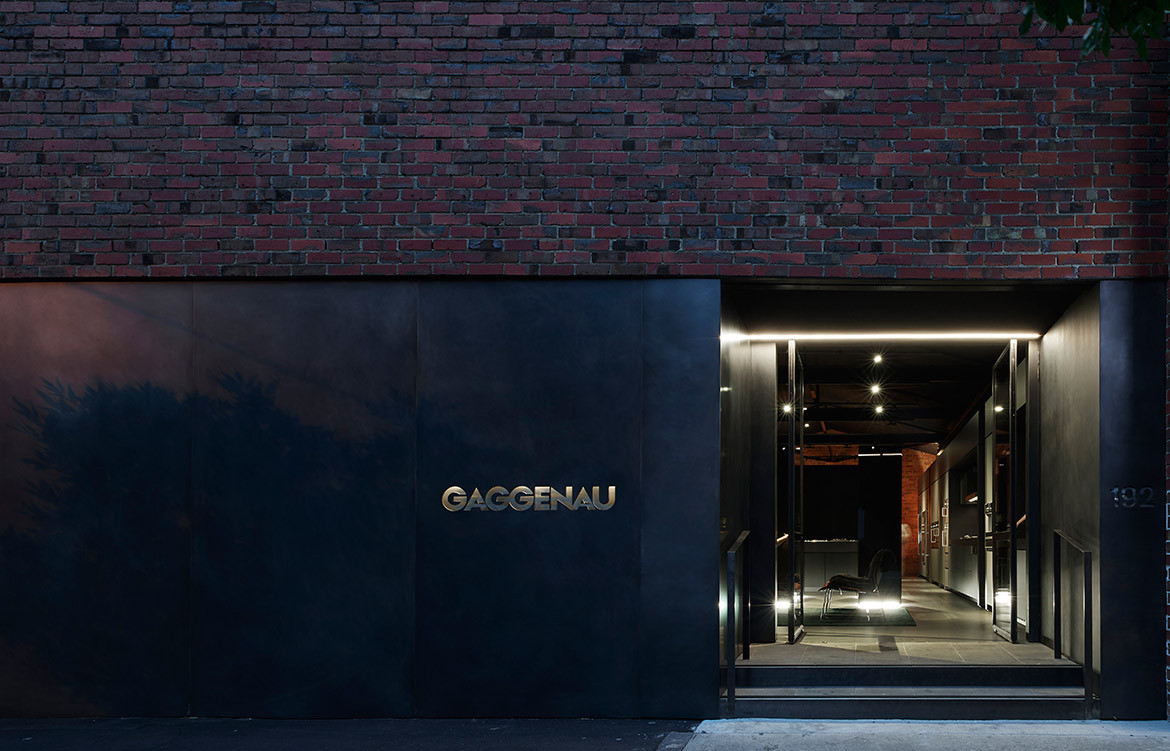 Gaggenau Melbourne Carr Design Group CC Samara Clifford INDE.Awards The Shopping Space Shortlist