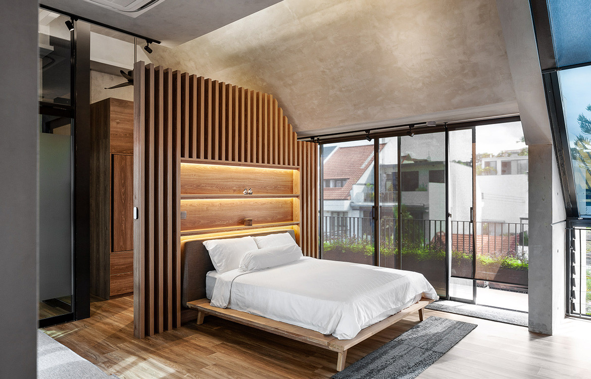 Gallery House by CIAP Architects
