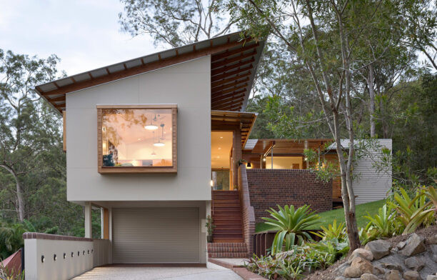 Modern Australian residential architecture | Bushland House by Arcke