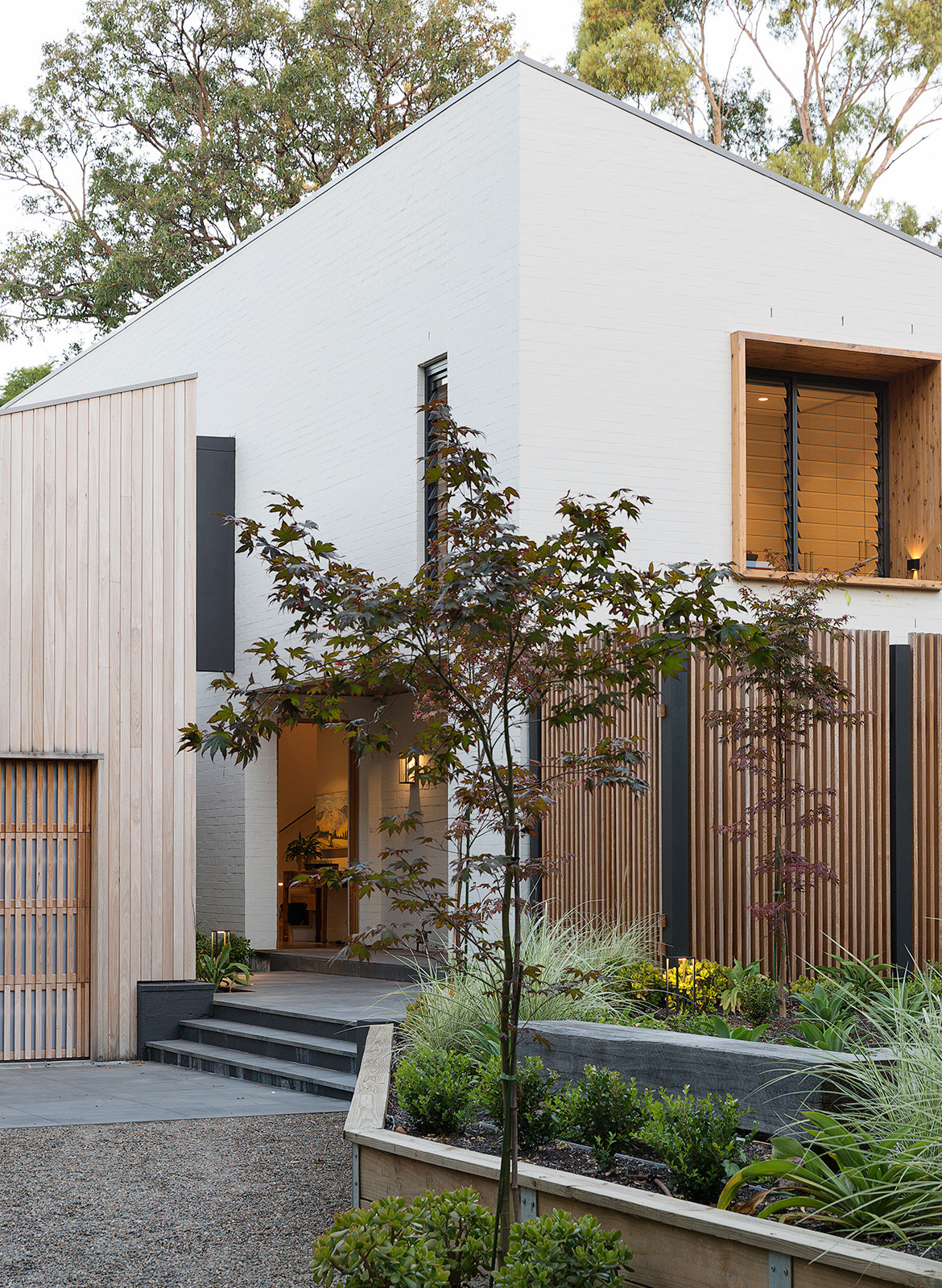 Garden House James Design Studio CC Simon Whitbread entrance
