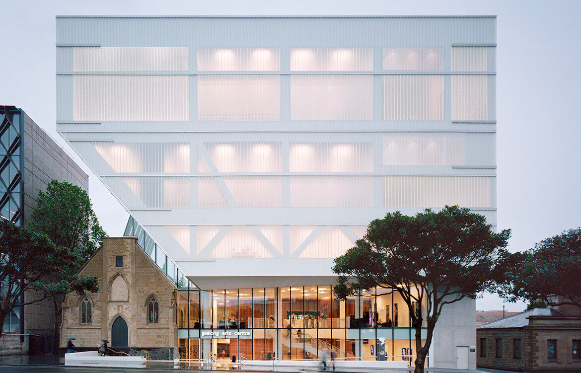 Hassell Studio's rejuvenation of Geelong Arts Centre