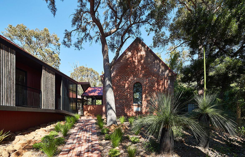 Glen Forrest House Iredale Pederson Hook
