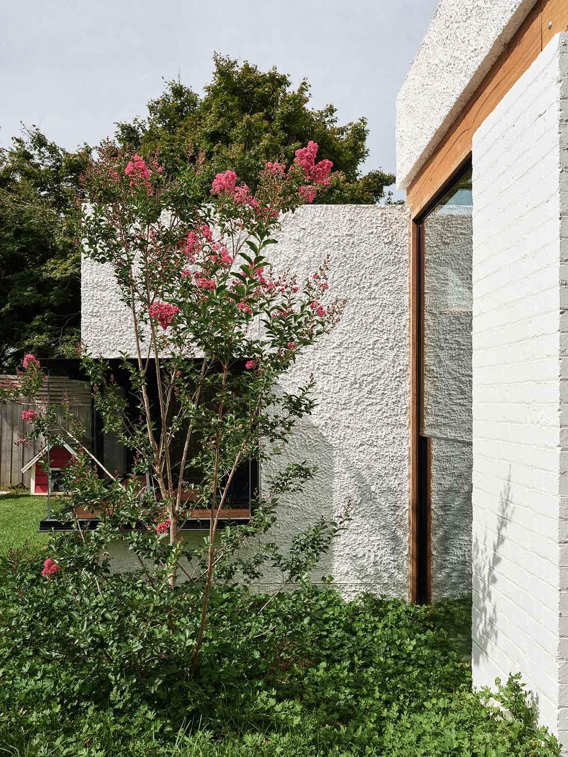 Glen Iris House Pleysier Perskins foliage