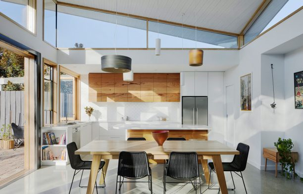 Glide House Ben Callery Architects cc Tatjana Plitt dining room