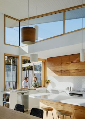 Glide House Ben Callery Architects cc Tatjana Plitt kitchen