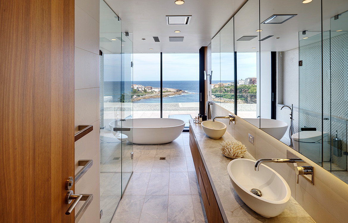 Gordons Bay Residence PopovBass bathroom
