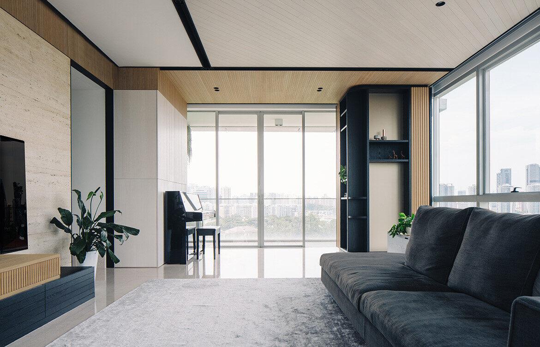 Grange Garden Residence by Gabriel Tan Studio CC Studio Periphery