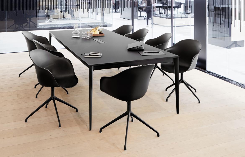 Hl Boconcept Adelaide Chair 1