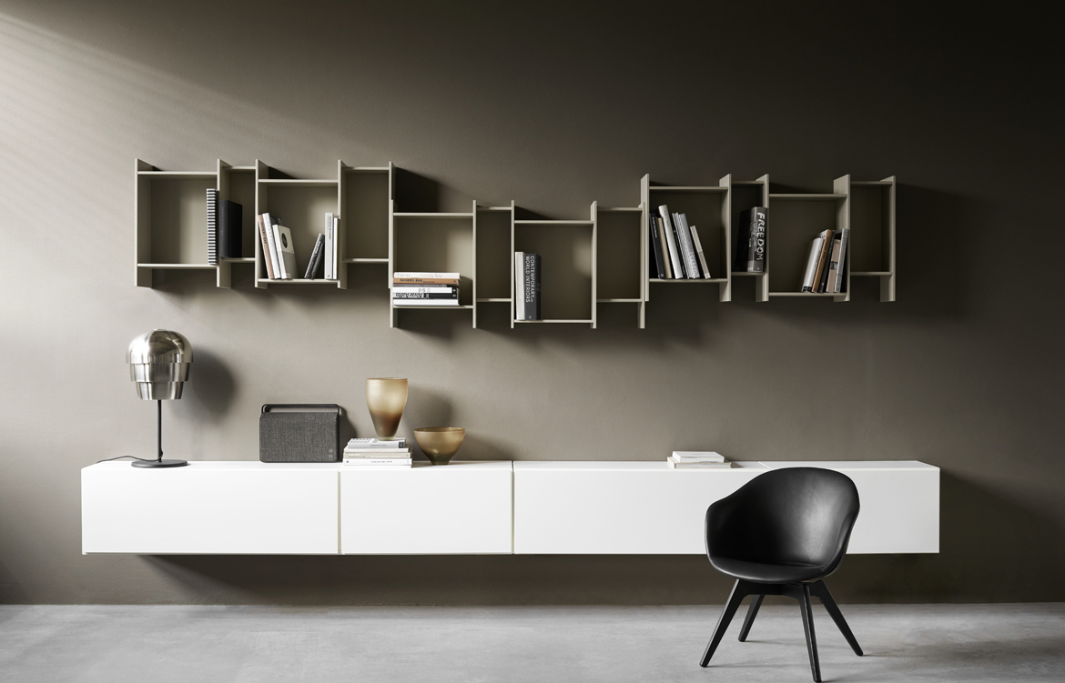 Lugano Wall Units Bo Concept Habitusliving Collection