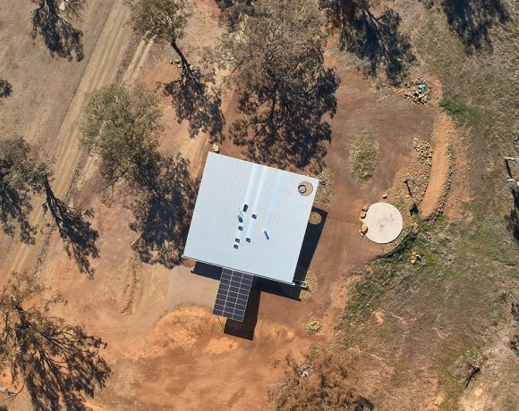 Revisiting the Upside Down Akubra House