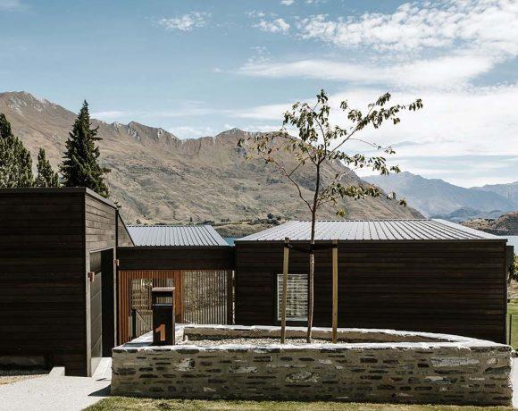 Three Peaks House